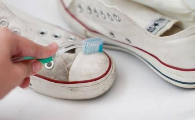10استخدامات لا تعرفها لمعجون الاسنان, ليس لها علاقة بأسنانك