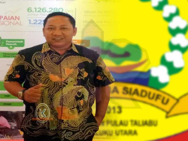 Aliong Mus Minta OPD di Pulau Taliabu Disiplin Administrasi Keuangan