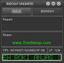 indosat unlimited, indosat full speed, inject indosat android