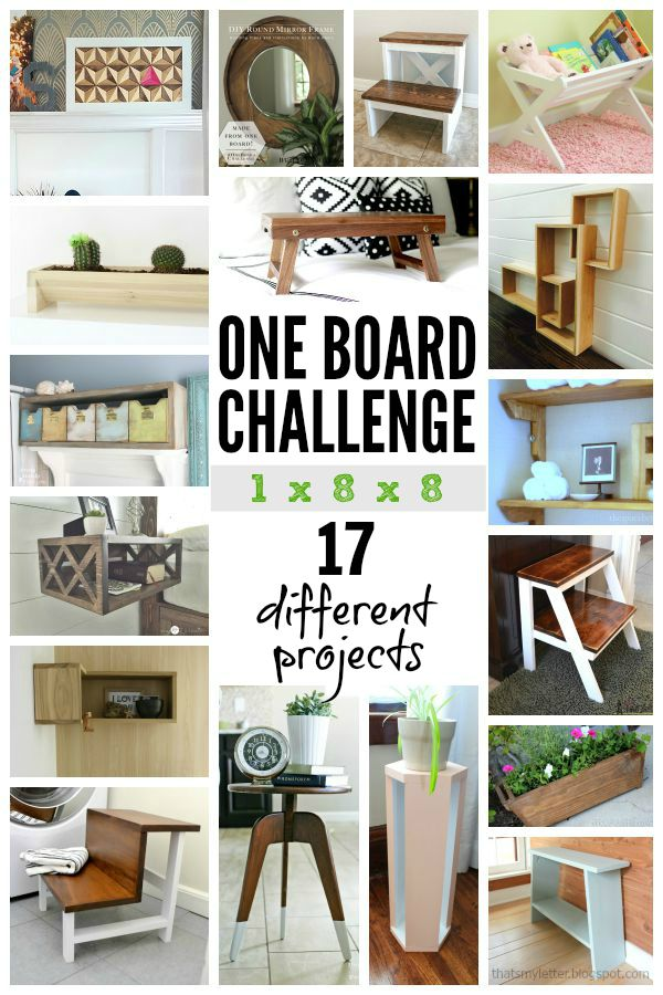 one board challenge projects