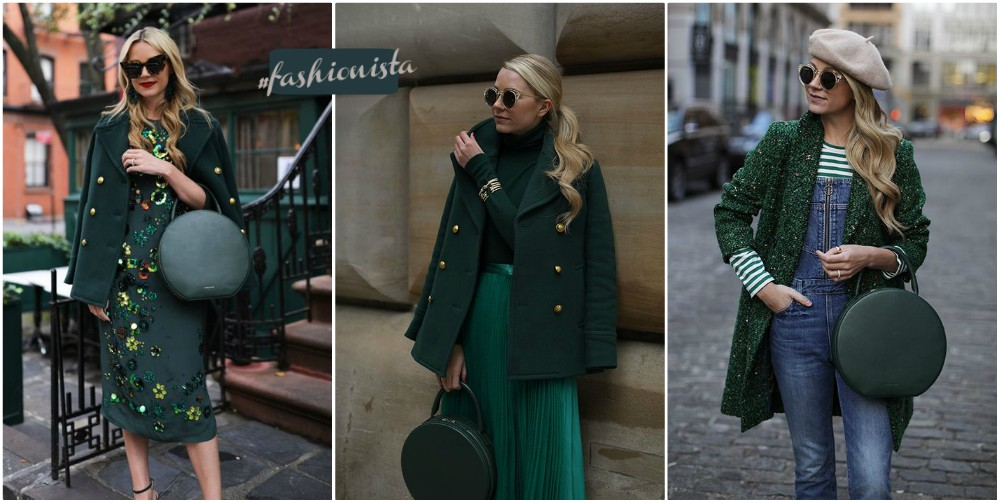 How to Wear: Green, Blair Eadie