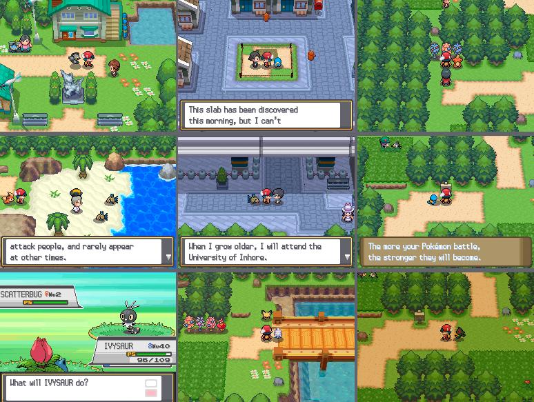 Pokemon Light Platinum Download