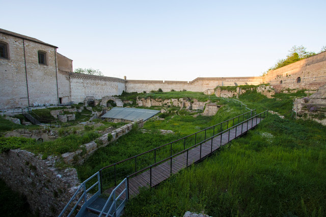 Anfiteatro romano-Ancona