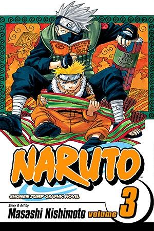 Naruto Tomo 3