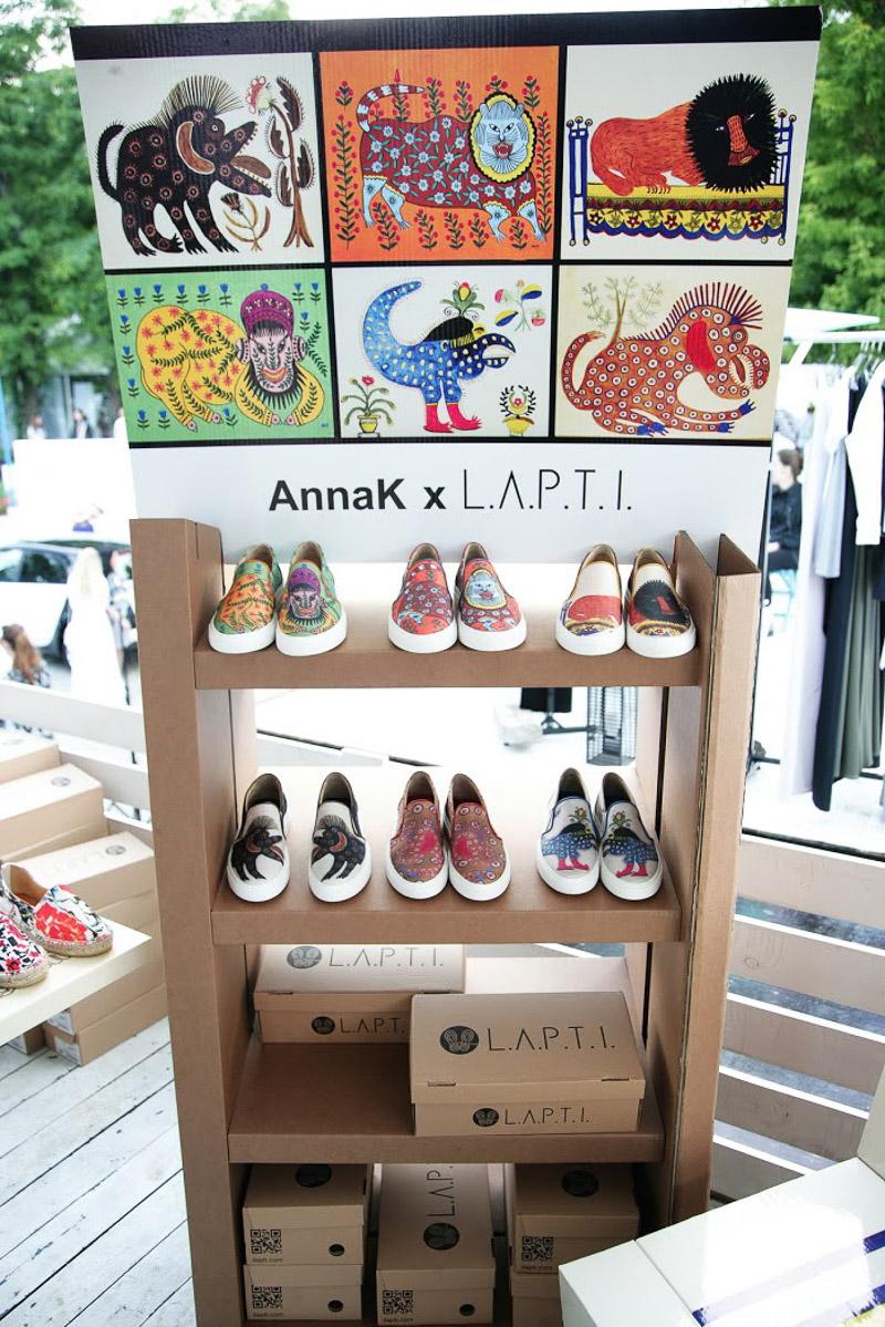 ярмарка украинских дизайнеров Lapti