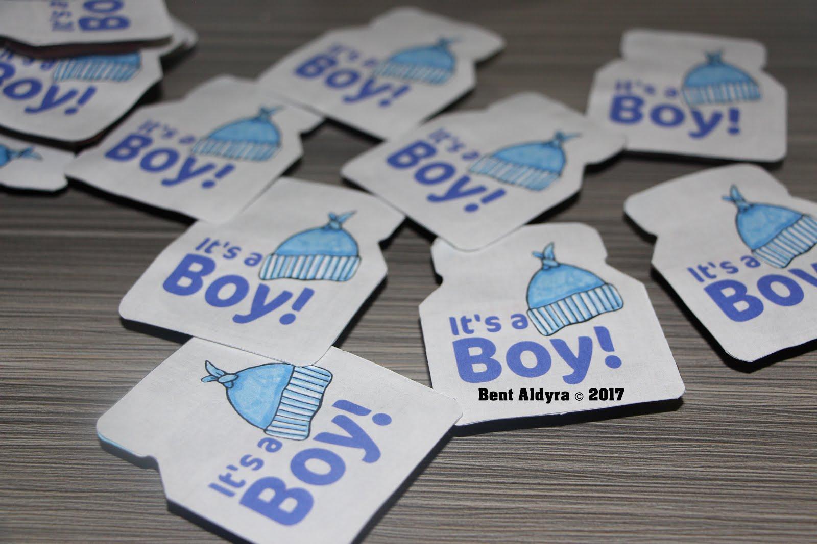 Welcome New Baby وتجهيزات التوزيعات لنيو بيبي بوي Happycloud