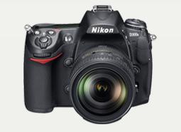 Fitur-Fitur Menarik Kamera DSLR Nikon D300