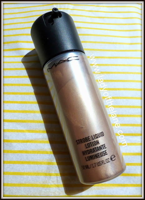 Mac Strobe Liquid Golden Elixir