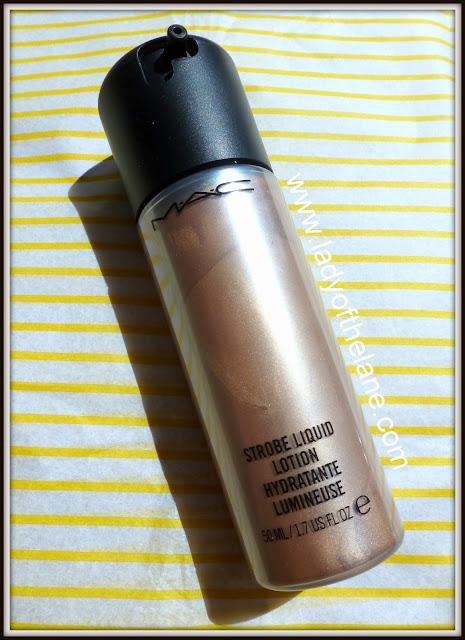 Mac Strobe Liquid Golden Elixir