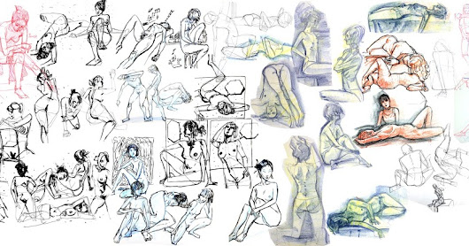 Korean Figure Drawings