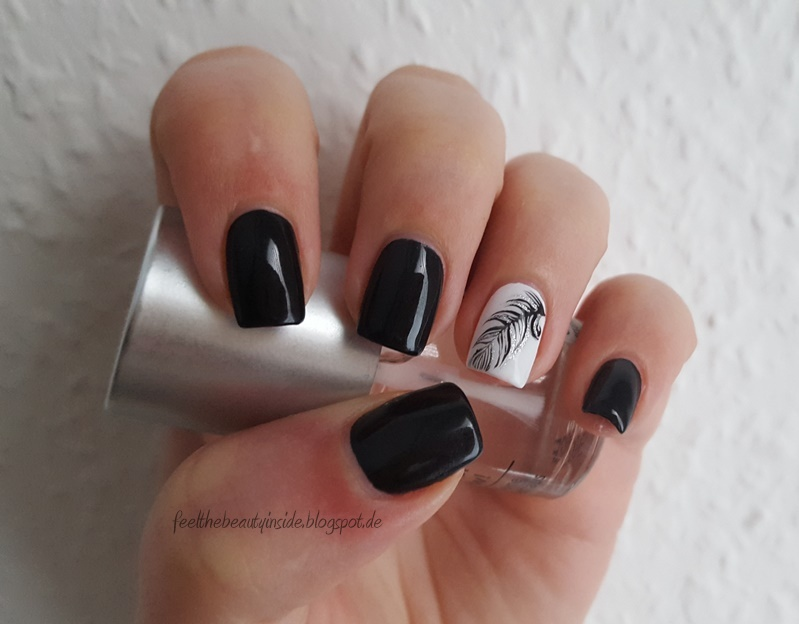 nageldesign schwarz glitzer nageldesign diy makeup deutsch fr acrylngel schwarz love my nails. Black Bedroom Furniture Sets. Home Design Ideas