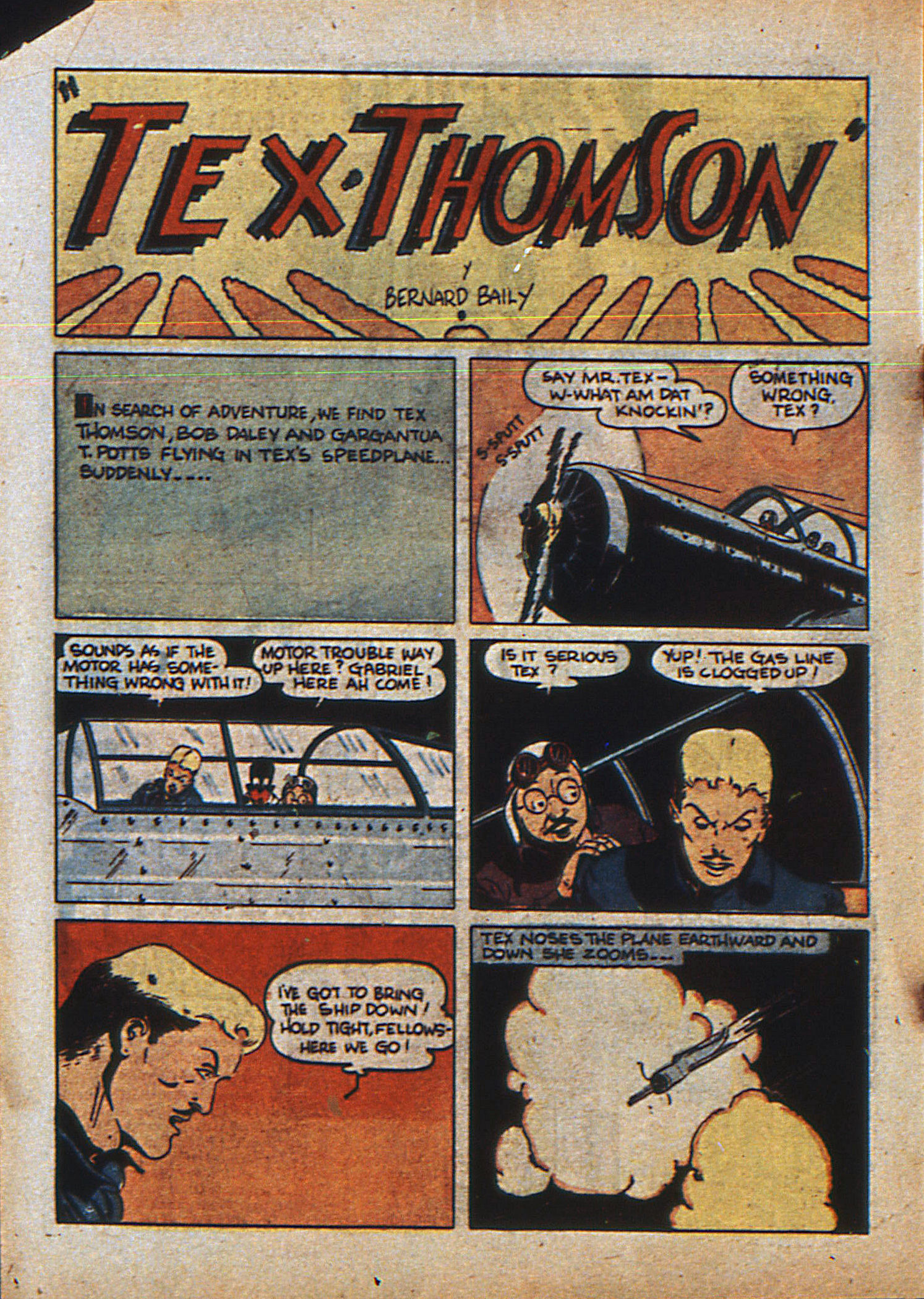 Read online Action Comics (1938) comic -  Issue #23 - 37