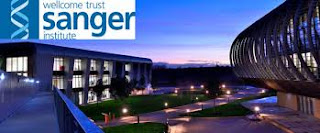 Wellcome Sanger Institute Prize Competition