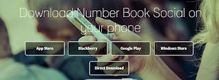 تنزيل برنامج نمبر بوك 2018 Number Book مجانا