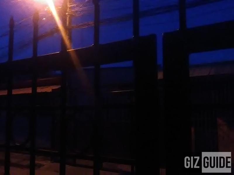 Lowlight at night