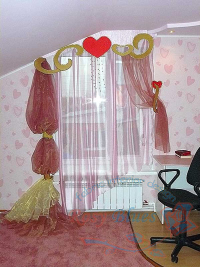 Best Kids Room Curtains For Girls, Girls Curtains 2018 Designs And Ideas