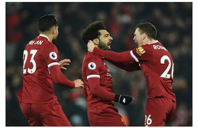 """""""Thank God they lost"""". See reactions from Nigerian soccer fans after Man. City  were beaten by Liverpool"""