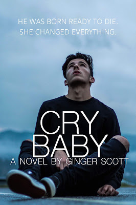 #ExcerptReveal ~ Cry Baby by Ginger Scott ~ #ComingSoon  @thegingerscott @wordsmithpublic