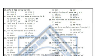 General Knowledge Practice Set PDF