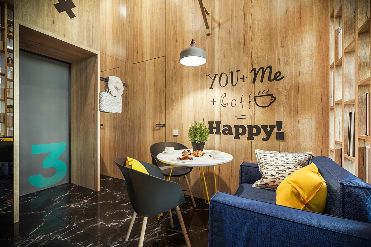 Thiết kế nội thất phòng ngủ theo chủ đề thành phố: Cảm hứng từ 3 khách sạn Suites