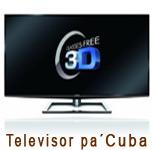 Cómo llevar televisores a Cuba