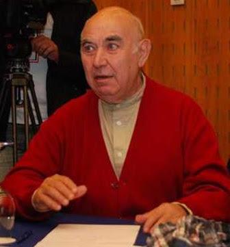 El ajedrecista e historiador de ajedrez Joaquín Pérez de Arriaga