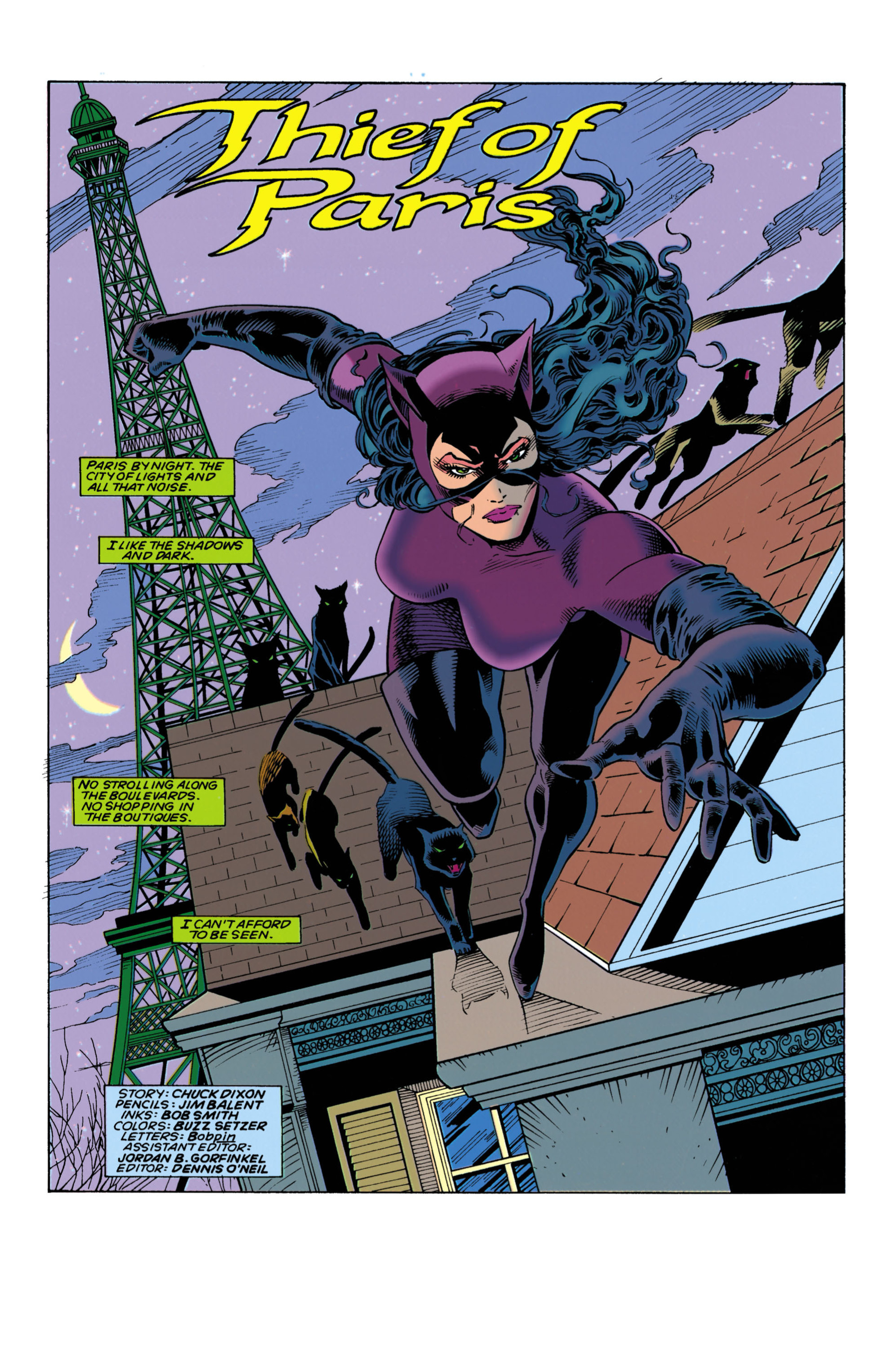 Catwoman (1993) Issue #17 #22 - English 2