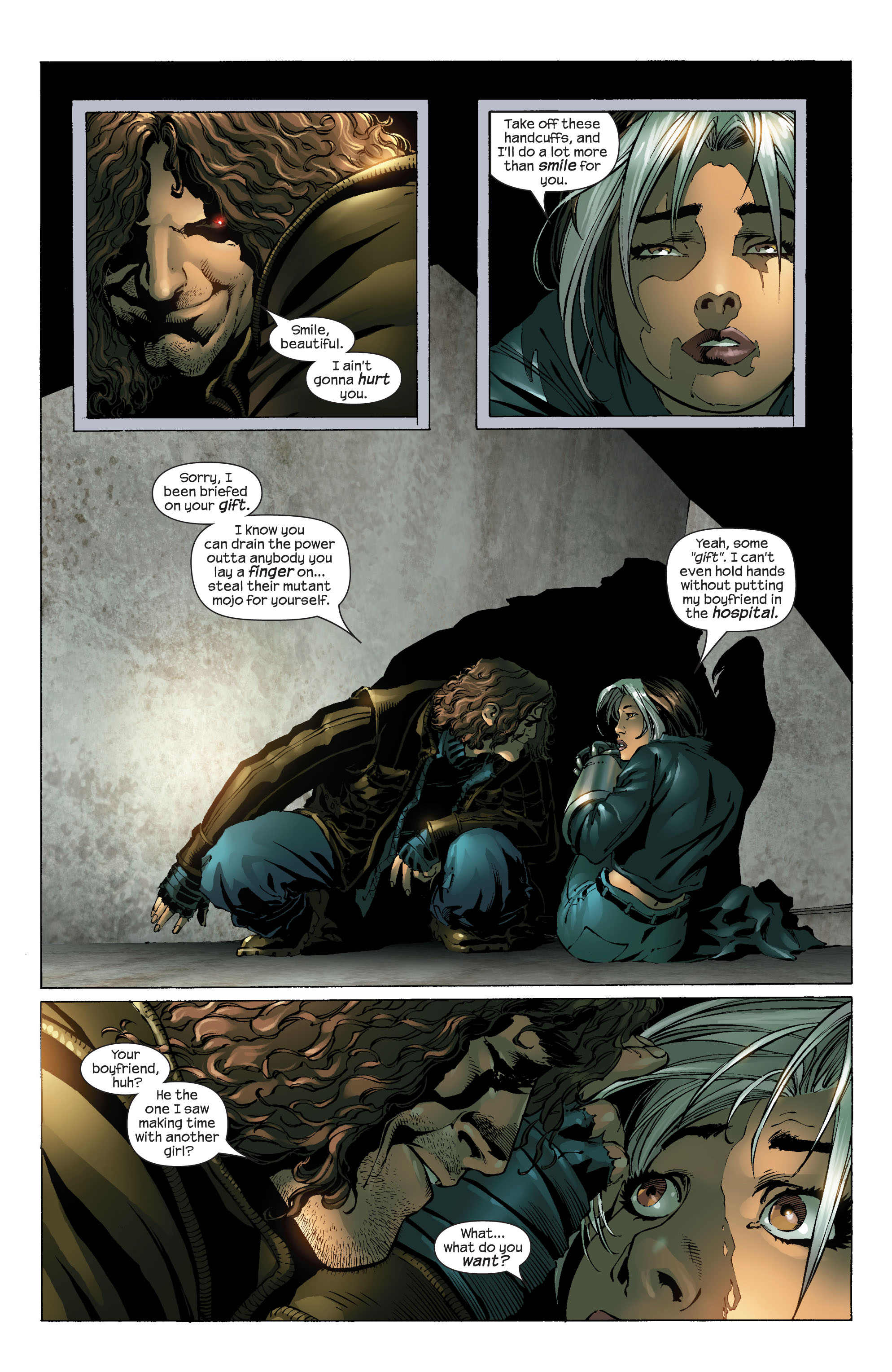 Read online Ultimate X-Men comic -  Issue #51 - 8