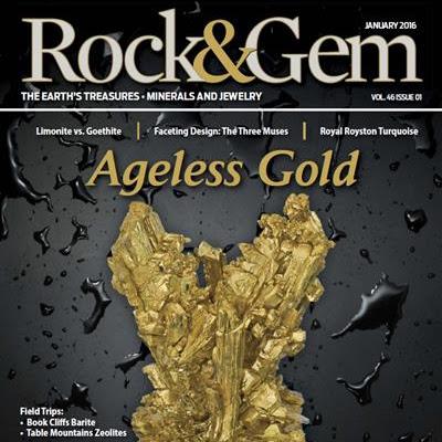 Rock & Gem magazine | January 2016 - Download