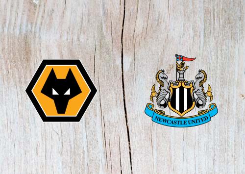 Wolves vs Newcastle United Full Match & Highlights 11 February 2019