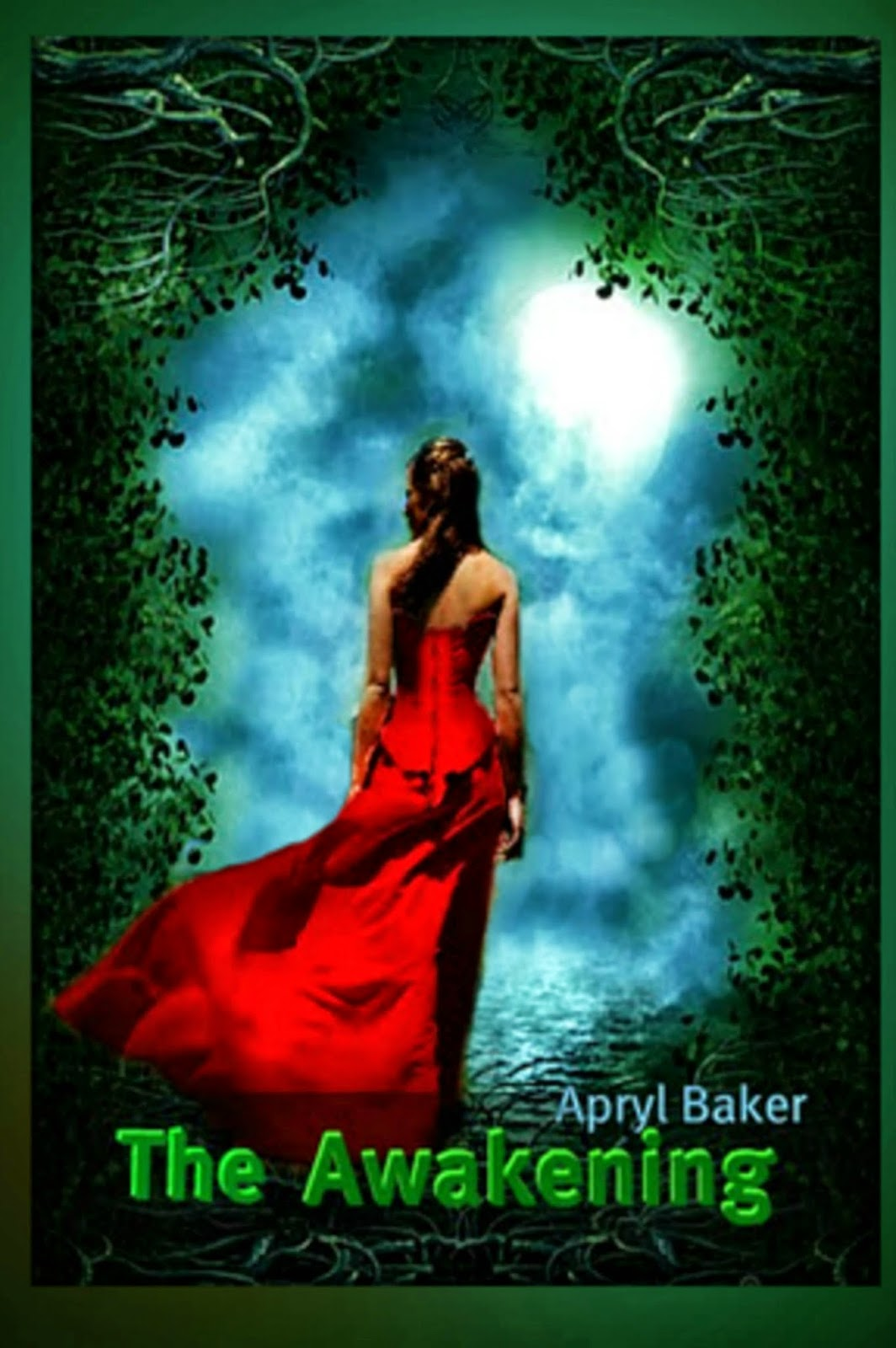 The Ghost Files by Apryl Baker – Character Interview