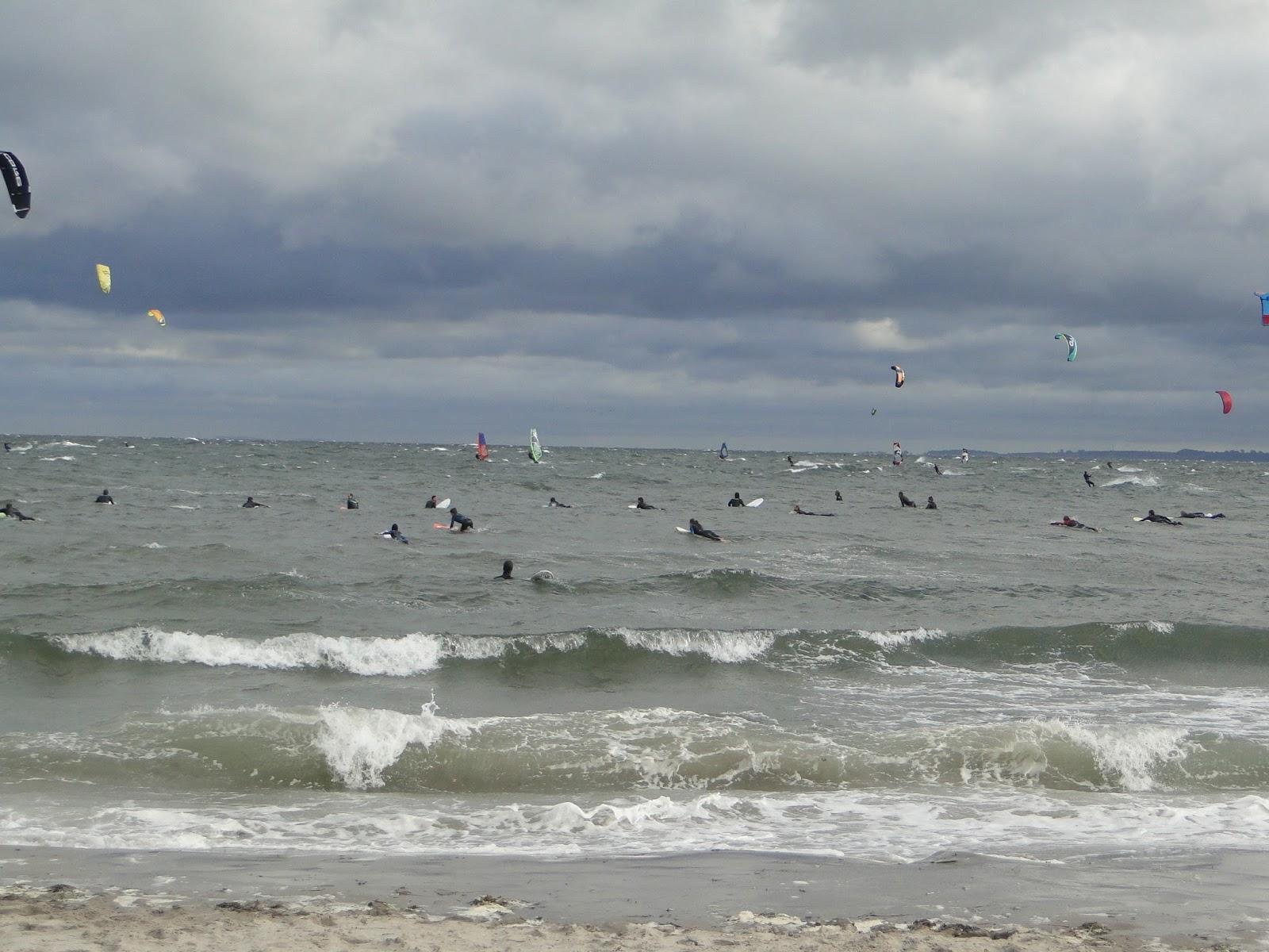Wetter Damp Ostsee