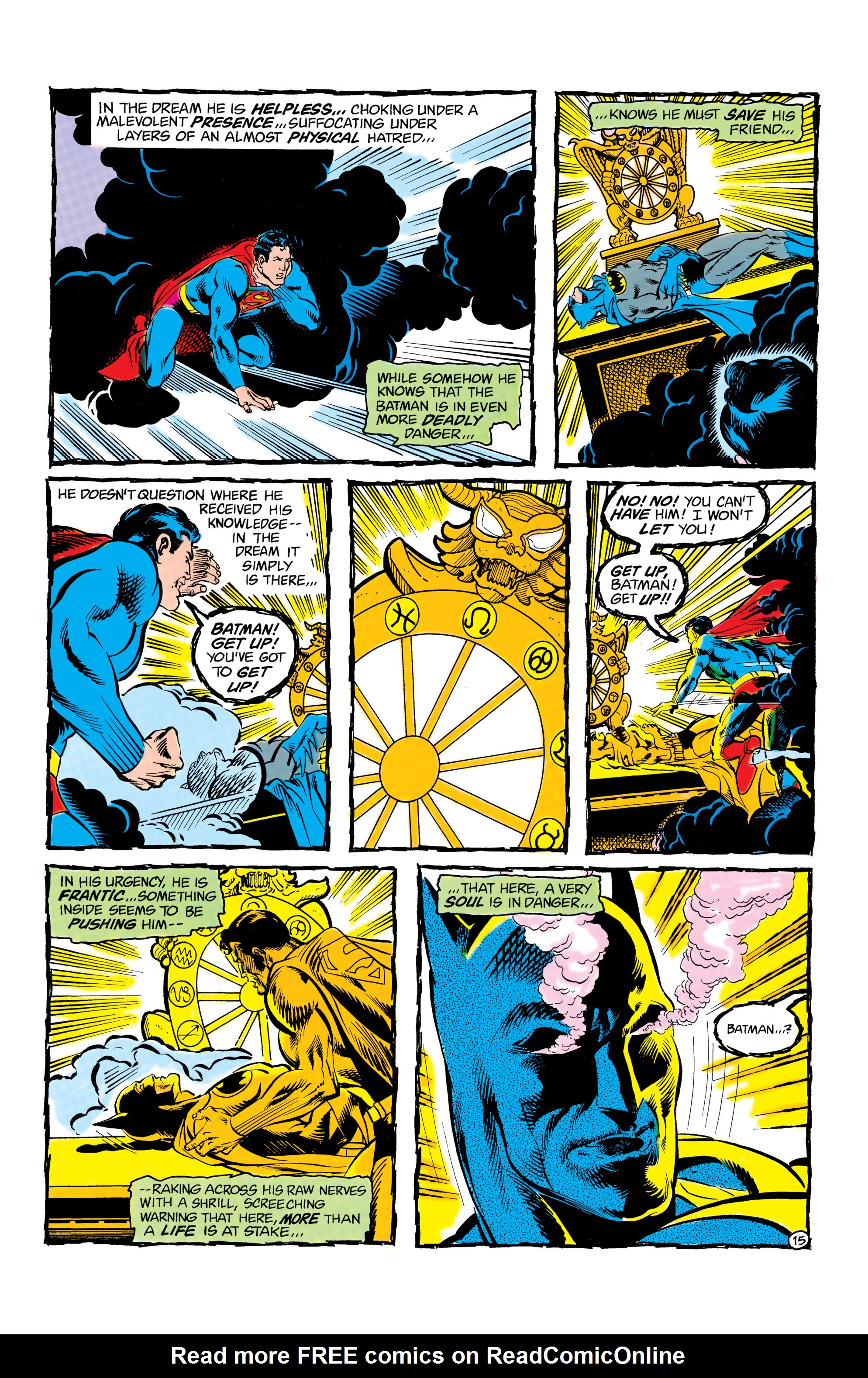 Read online World's Finest Comics comic -  Issue #285 - 16