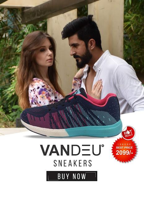 Vandeu shoe 156055 Multi pink