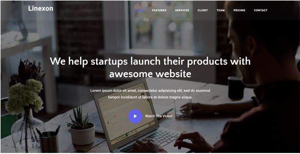 10 Best Landing Page Templates HTML