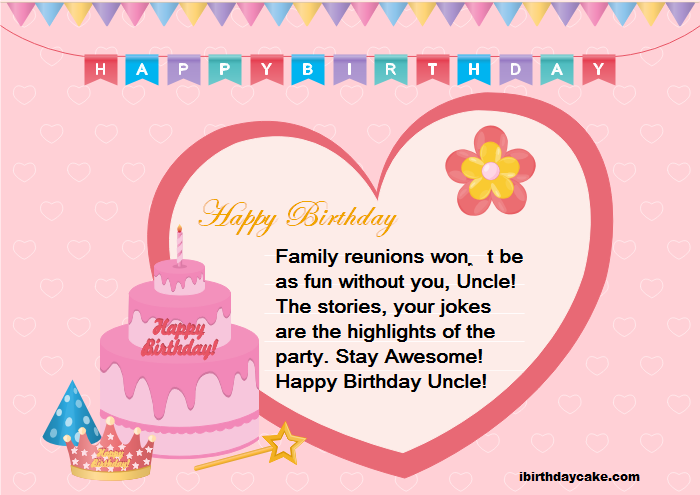 best happy birthday wishes for uncle images in hindi