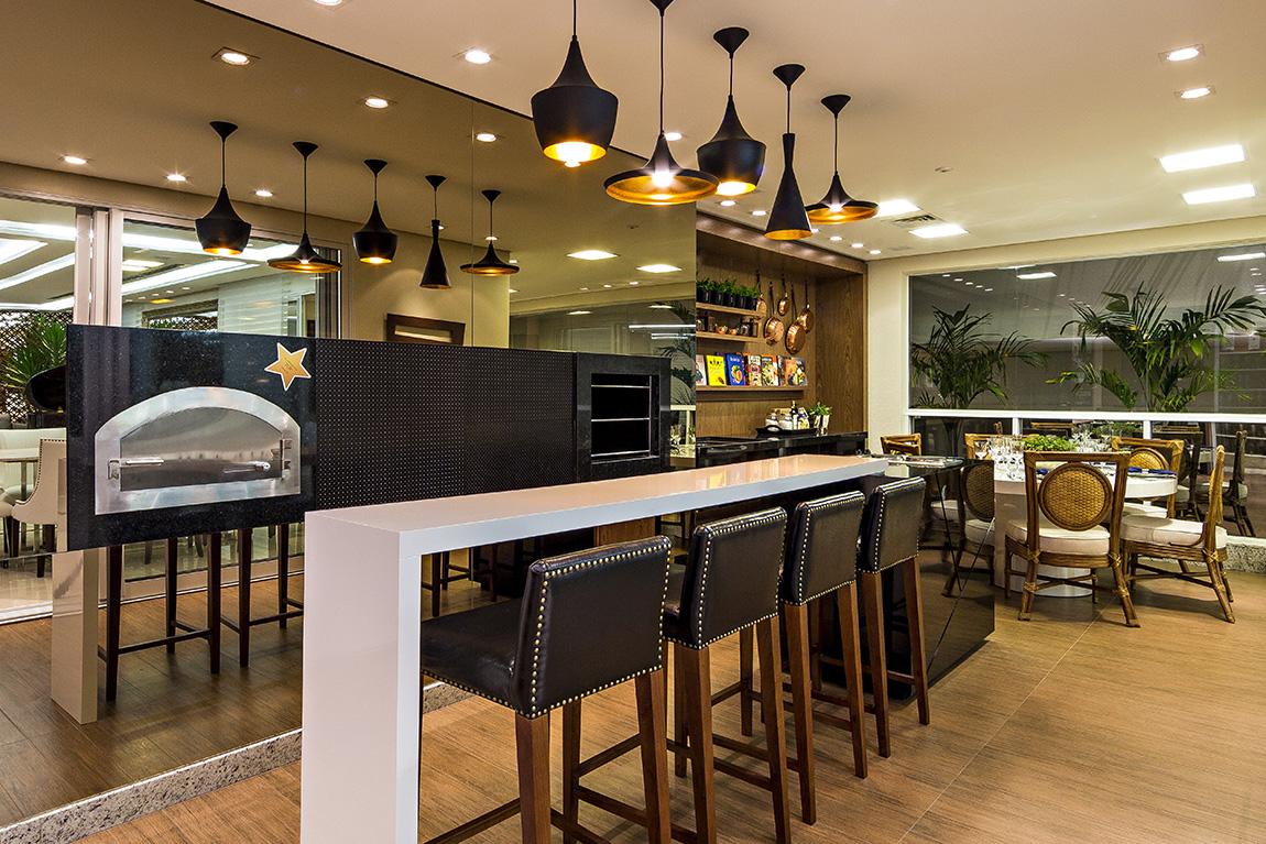 Construindo Minha Casa Clean Varandas Gourmet Modernas Com
