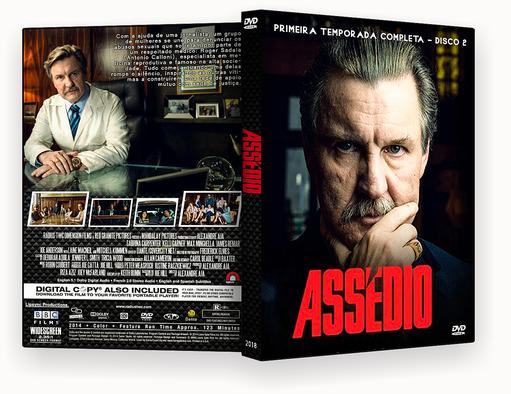 CAPA DVD – Assedio T01 D02 DVD-R AUTORADO
