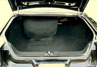 1975 Chrysler Cordoba Baggage