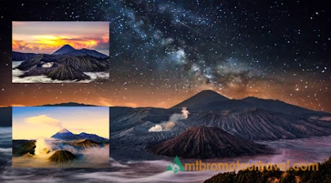 Mt Bromo Milky Way Trip For Photographer