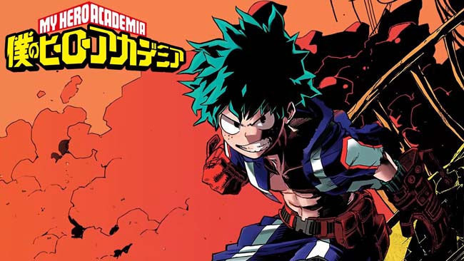 My Hero Academia Wallpaper Engine  Download Wallpaper Engine Wallpapers FREE