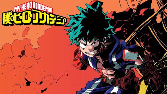 My Hero Academia Wallpaper Engine