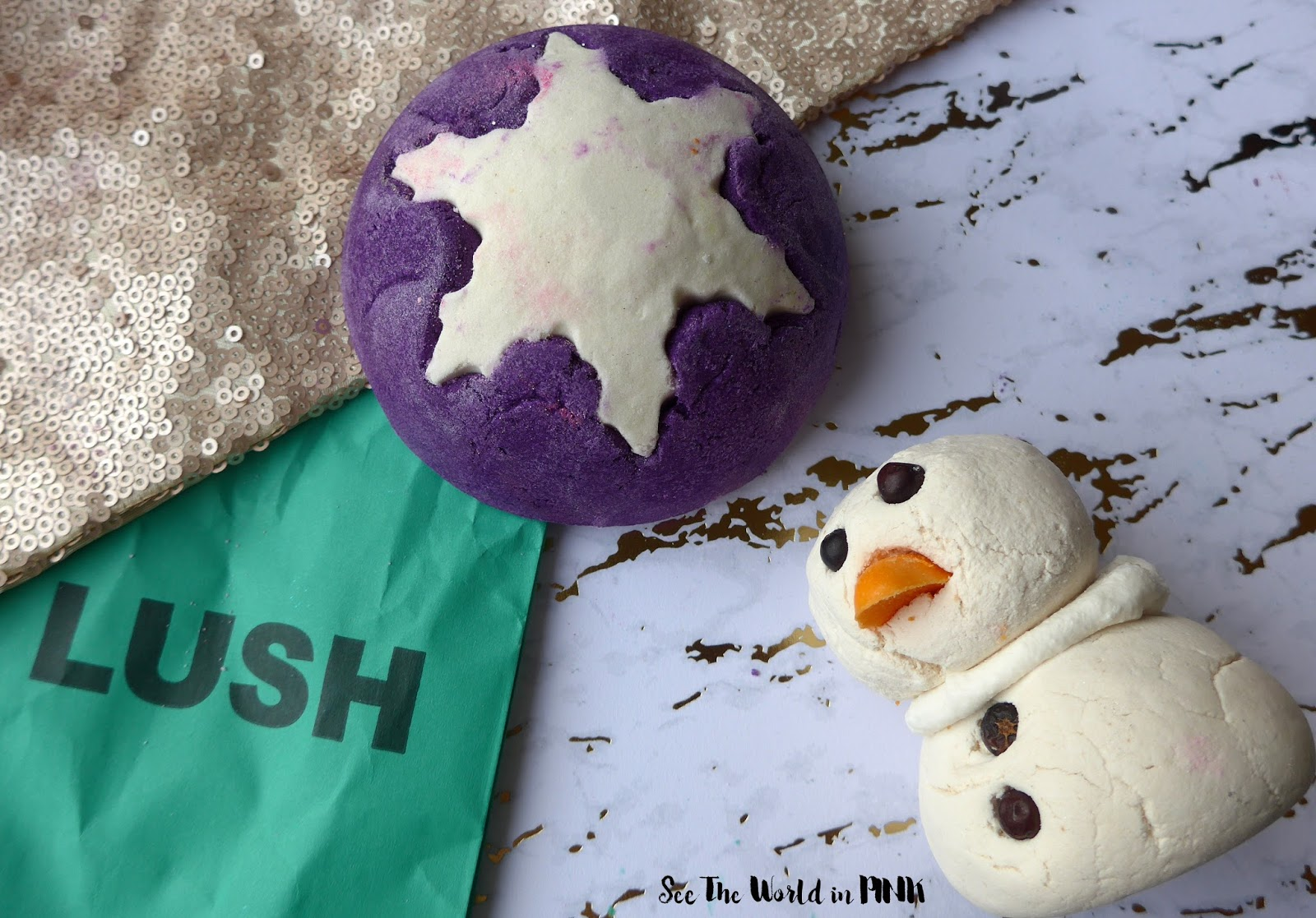 Skincare Sunday - Lush Christmas Collection!