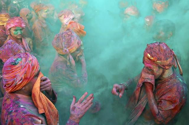 punjab india  holi