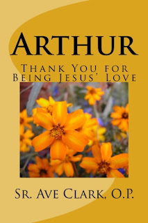 Book Cover: Arthur Thank You for Being Jesus' Love
