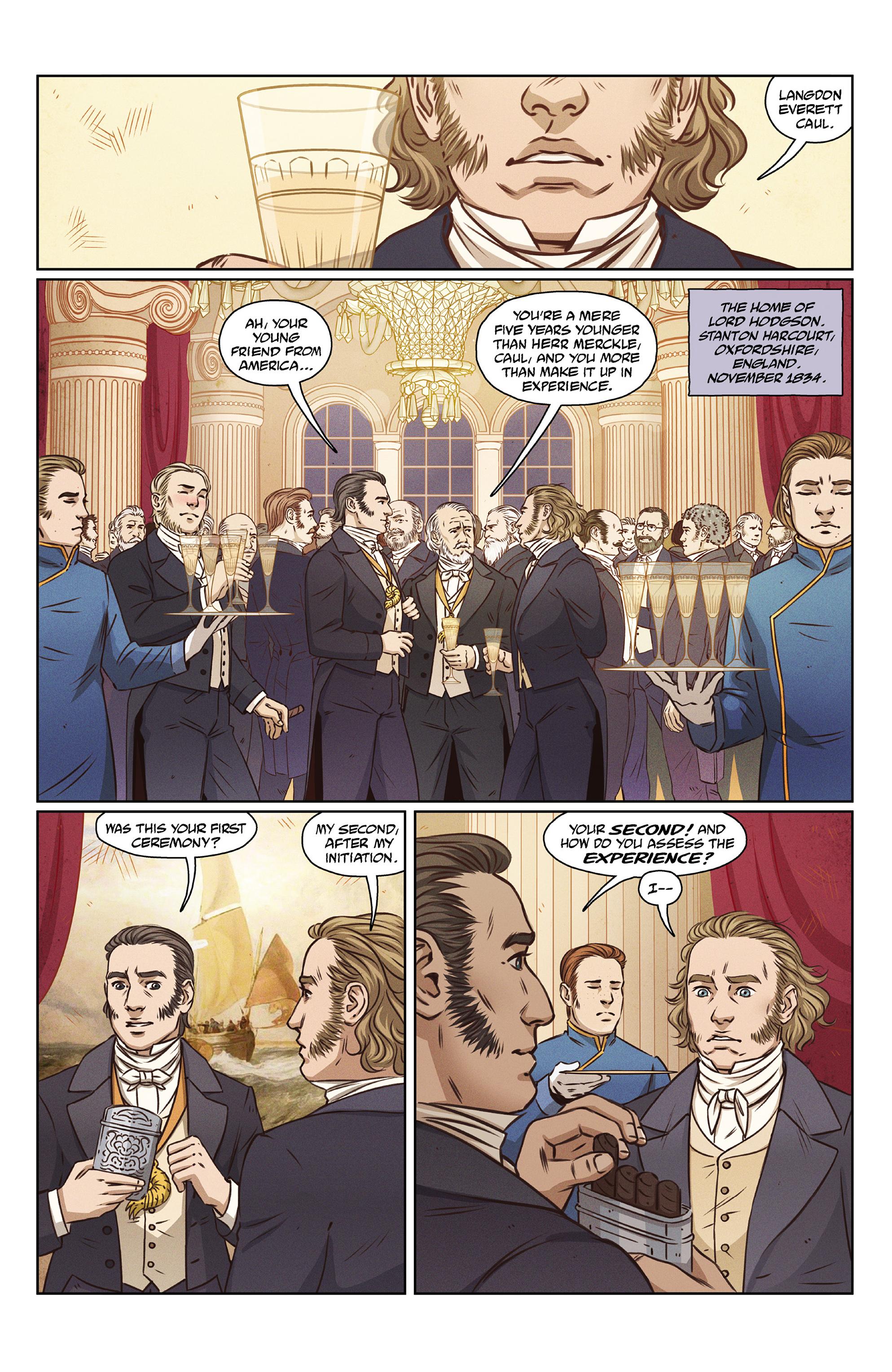 Read online Abe Sapien comic -  Issue #27 - 6