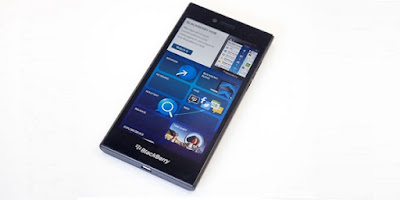 Kelebihan dan Kelemahan BlackBerry Leap