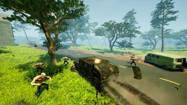 Zombie Road Rider (2020) PC Full Español