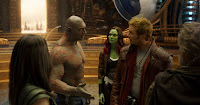 Dave Bautista, Zoe Saldana and Chris Pratt in Guardians of the Galaxy Vol. 2 (32)