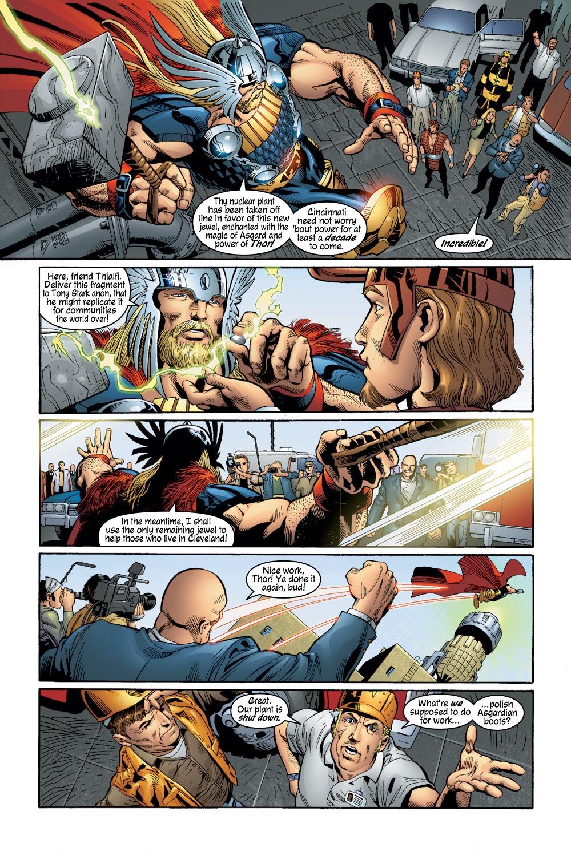 Thor (1998) Issue #56 #57 - English 6